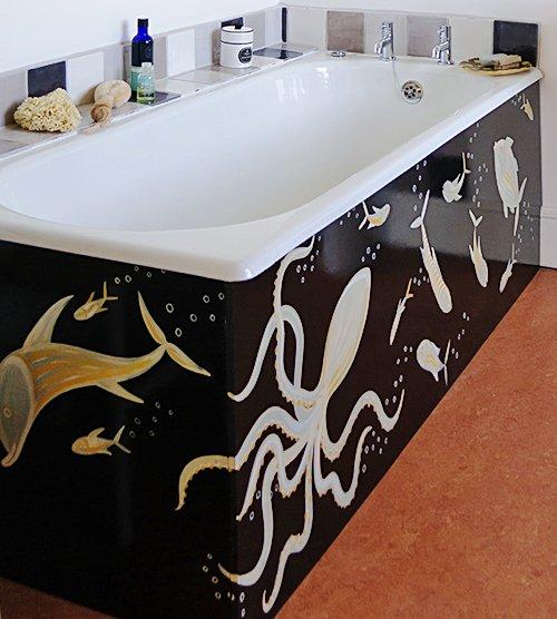 Bath for Brunslow bedroom