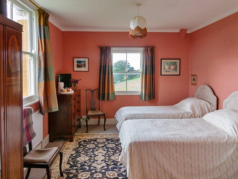 Brunslow twin bedroom