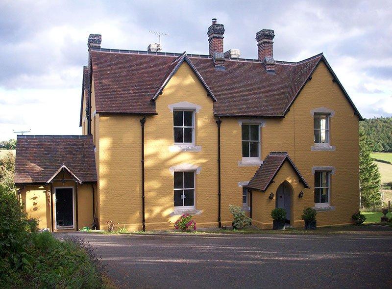 Edgton b&b, Shropshire